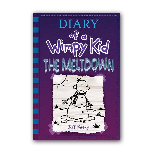 RL 5.5 : Diary of a Wimpy Kid #13 : The Meltdown (Hardcover)