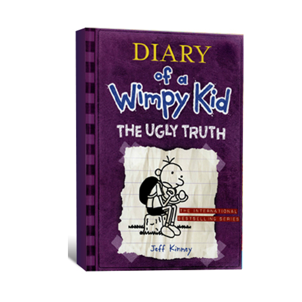 RL 5.5 : Diary of a Wimpy Kid #5 : The Ugly Truth (Paperback)