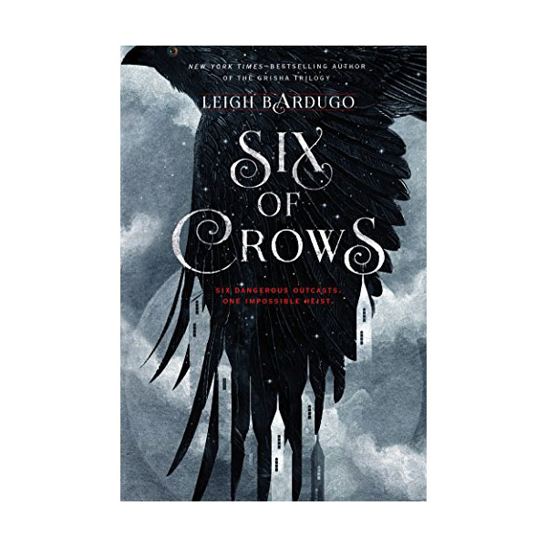 RL 5.5 : Six of Crows (Paperback)
