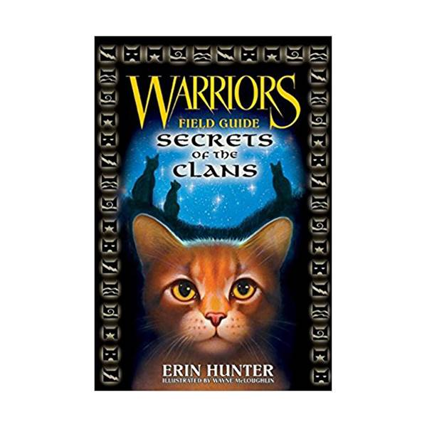 Warriors Field Guide #01 : Secrets of the Clans (Hardcover)