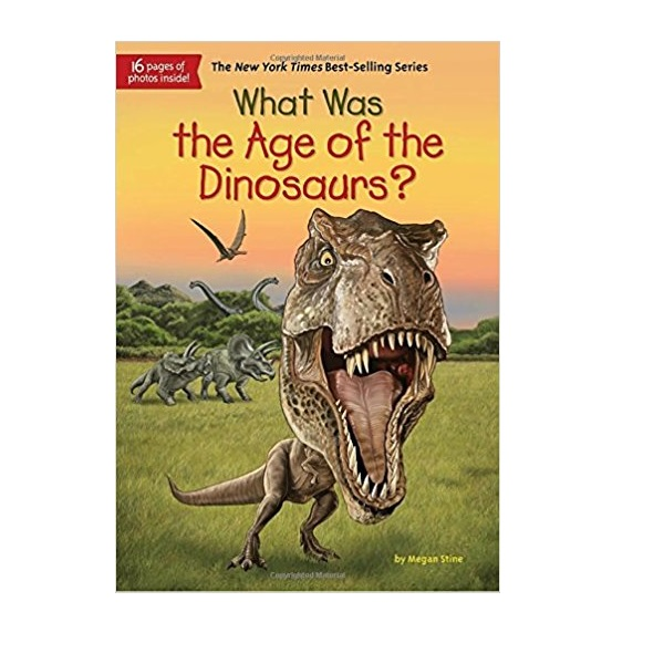 RL 5.5 : What Was the Age of the Dinosaurs? (Paperback)