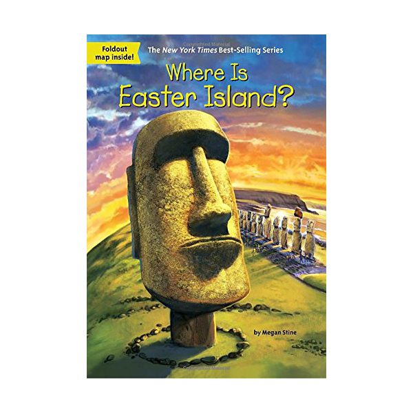 RL 5.5 : Where Is Easter Island? (Paperback)
