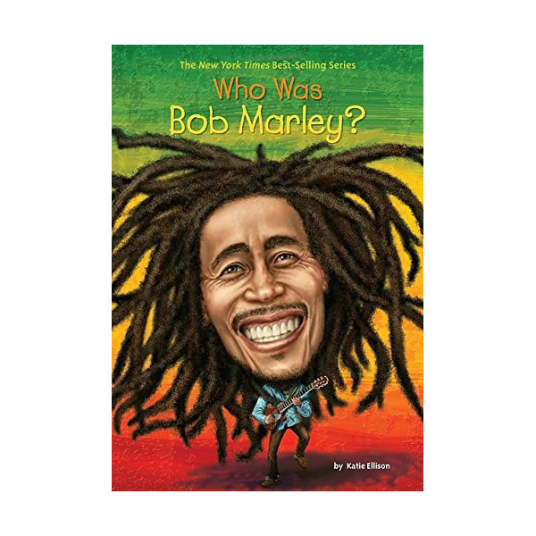 Who Was Bob Marley? (Paperback)