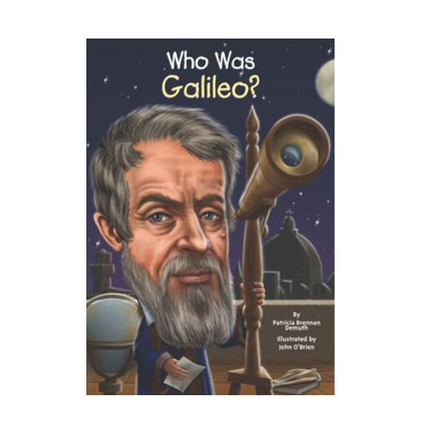 Who Was Galileo? (Paperback)