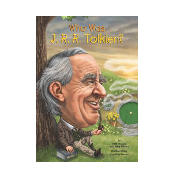 Who Was J. R. R. Tolkien? (Paperback)