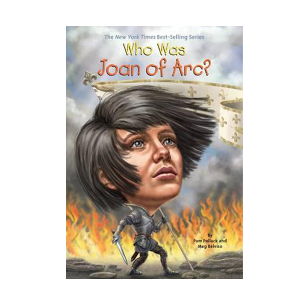 RL 5.5 : Who Was Joan of Arc? (Paperback)