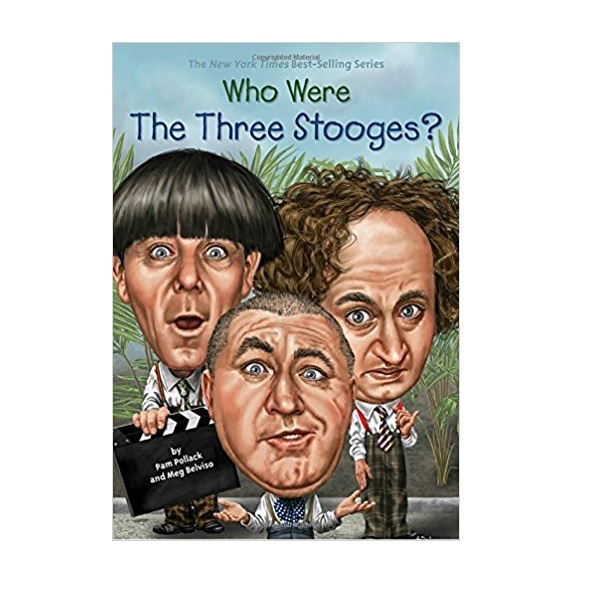 RL 5.5 : Who Were The Three Stooges? (Paperback)