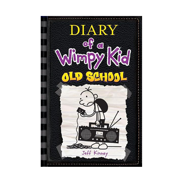 RL 5.6 : Diary of a Wimpy Kid #10 : Old School (Paperback)
