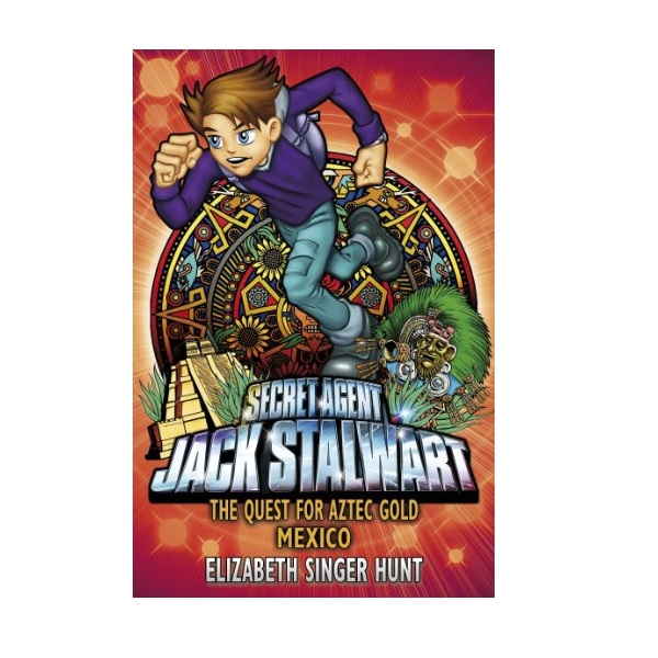 RL 5.6 : Jack Stalwart #10: The Quest for Aztec Gold: Mexico (Paperback,영국판)