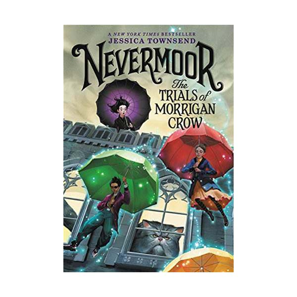 Nevermoor #01 : The Trials of Morrigan Crow (Paperback)