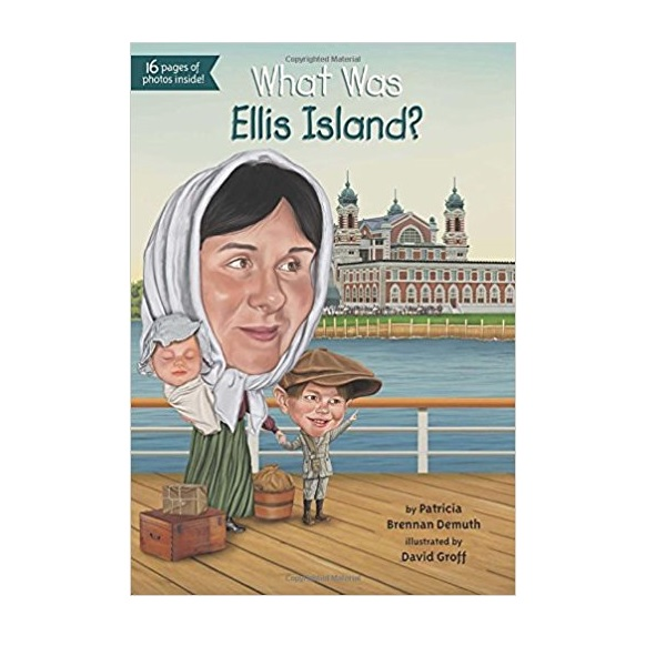 RL 5.6 : What Was Ellis Island? (Paperback)
