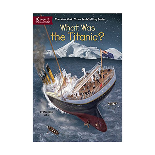 RL 5.6 : What Was the Titanic? (Paperback)