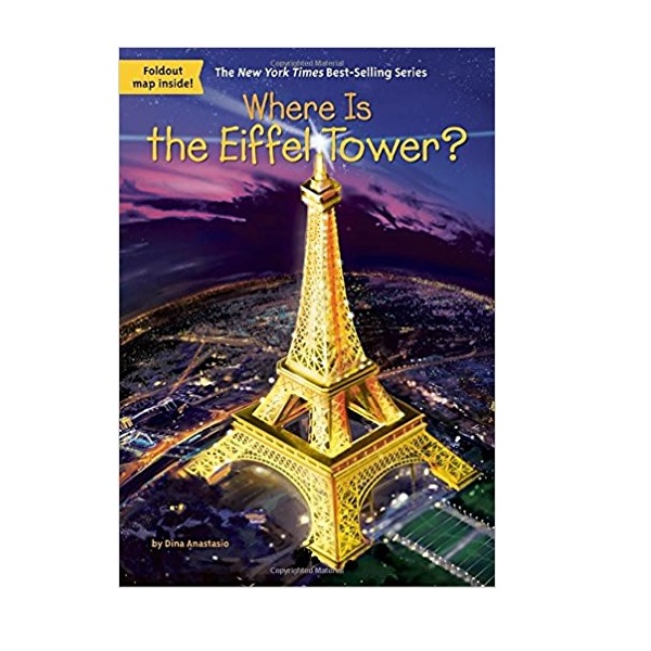 RL 5.6 : Where Is the Eiffel Tower? (Paperback)