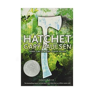 [★포스터 증정] [1988 뉴베리] A Hatchet Adventure #01 : Hatchet (Paperback, Newbery)