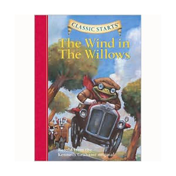 RL 5.7 : Classic Starts: The Wind in the Willows (Hardcover)