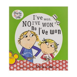 Charlie and Lola : I've Won, No I've Won, No I've Won (Paperback)