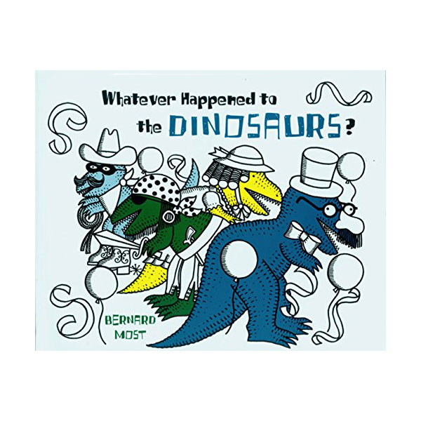 RL 2.7 : Whatever Happened to the Dinosaurs? (Paperback)