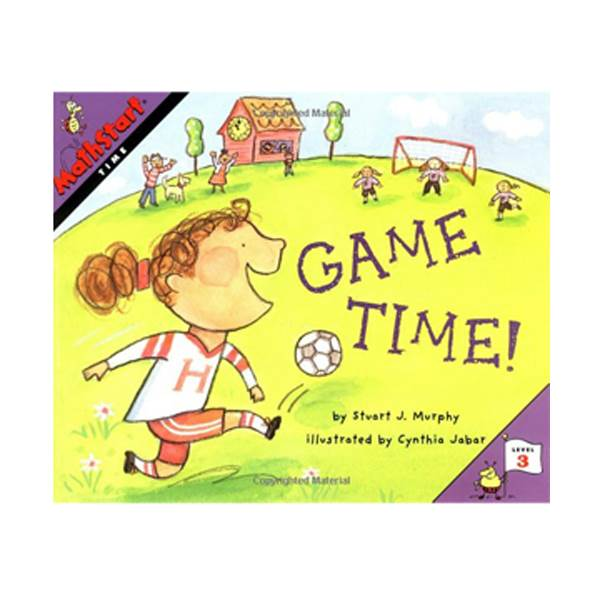 MathStart 3 : Game Time! (Paperback)