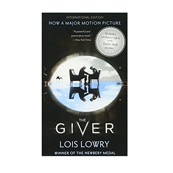 RL 5.7 : The Giver (Movie Tie-In,Mass Market Paperback)