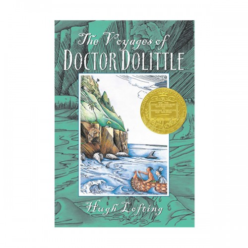 RL 5.7 : The Voyages of Doctor Dolittle (Paperback, Newbery)