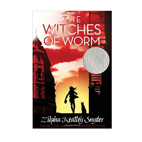 RL 5.7 : The Witches of Worm (Paperback, Newbery)