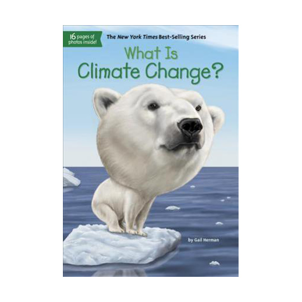 RL 5.7 : What Is Climate Change? (Paperback)