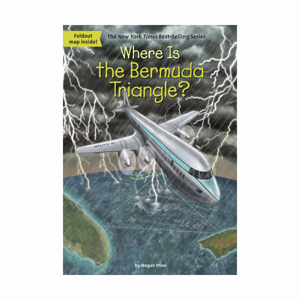 RL 5.7 : Where Is the Bermuda Triangle? (Paperback)