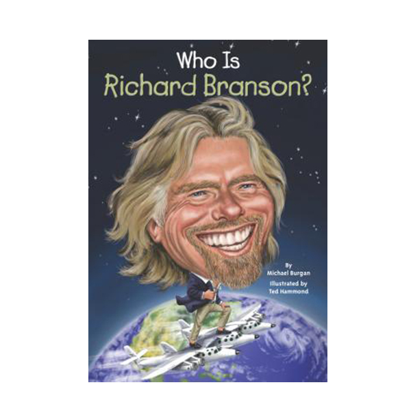 Who Is Richard Branson? (Paperback)