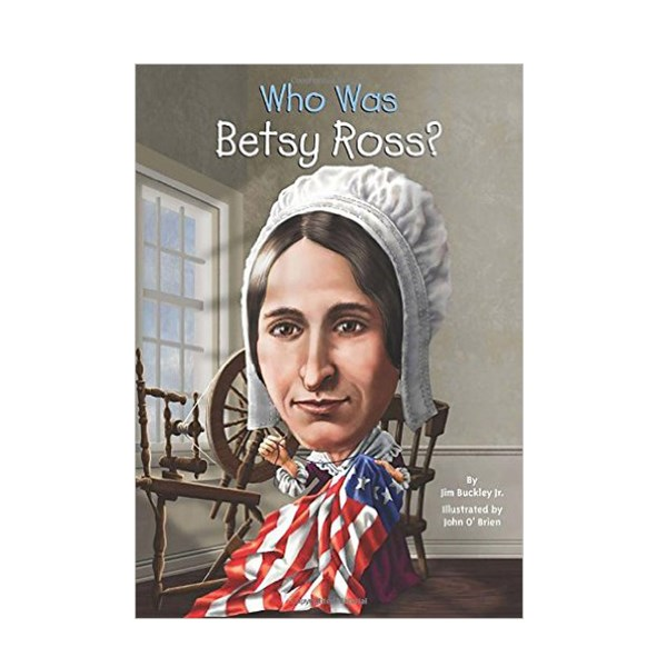 RL 5.7 : Who Was Betsy Ross? (Paperback)