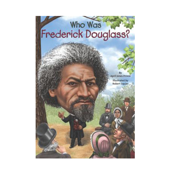 Who Was Frederick Douglass? (Paperback)