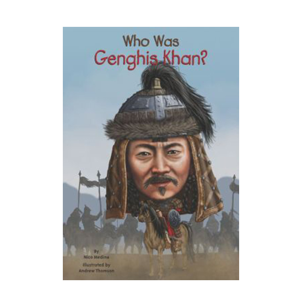 RL 5.7 : Who Was Genghis Khan? (Paperback)