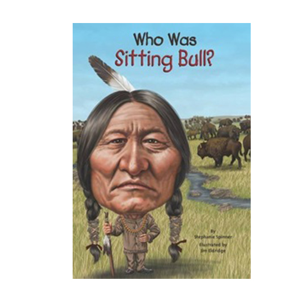 RL 5.7 : Who Was Sitting Bull? (Paperback)