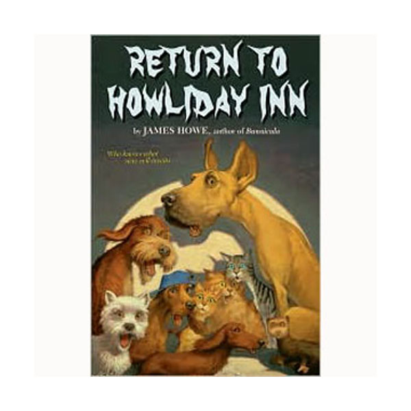 RL 5.8 : Bunnicula and Friends : Return to Howliday Inn (Paperback)