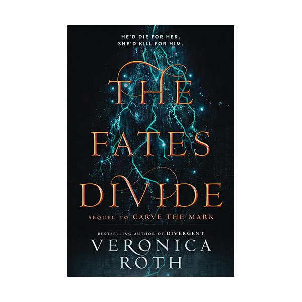 RL 5.8 : Carve the Mark #2 : The Fates Divide (Paperback)