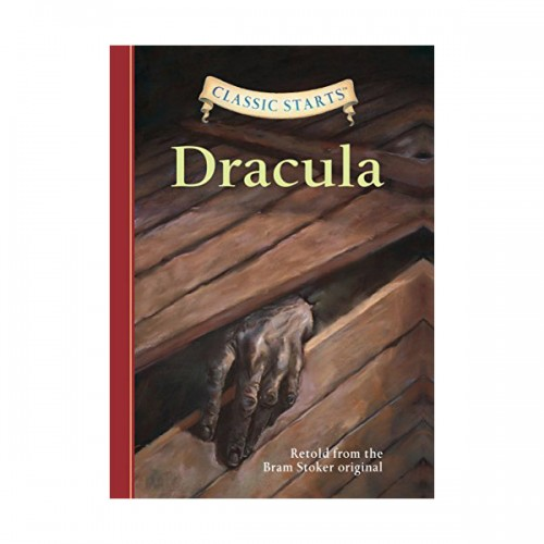 RL 5.8 : Classic Starts Series : Dracula (Hardcover)