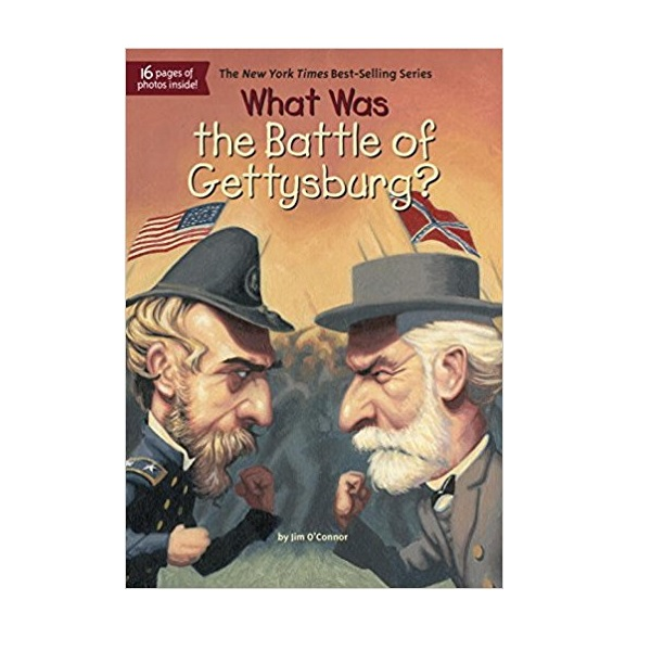 RL 5.8 : What Was the Battle of Gettysburg? (Paperback)