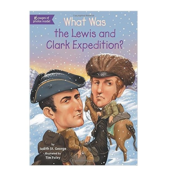 RL 5.8 : What Was the Lewis and Clark Expedition? (Paperback)