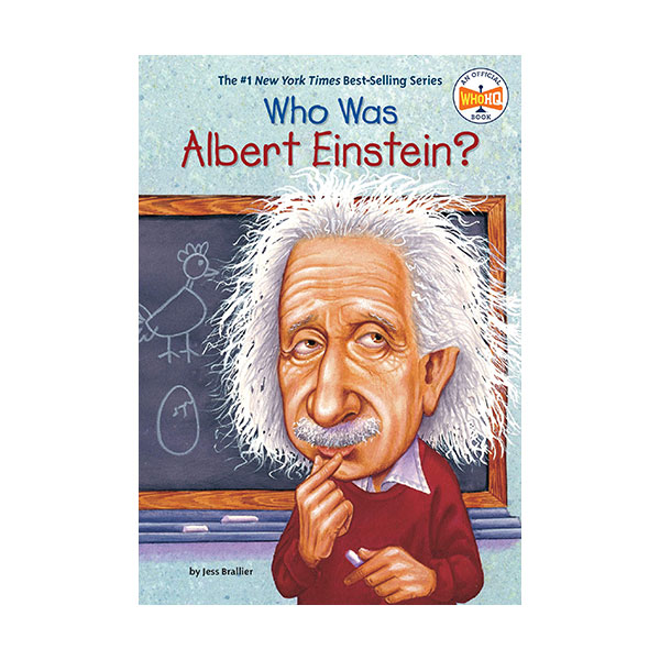 RL 5.8 : Who Was Albert Einstein? (Paperback)