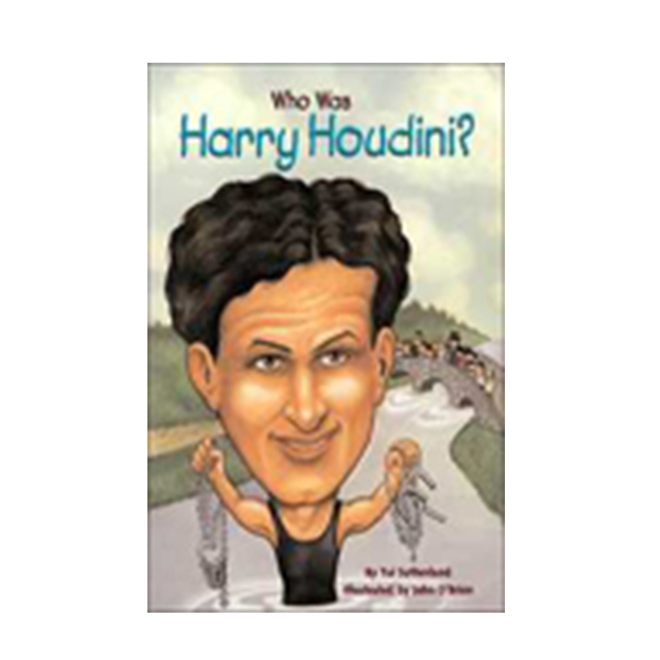 Who Was Harry Houdini? (Paperback)