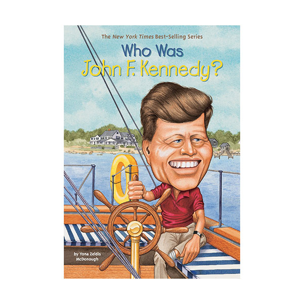RL 5.8 : Who Was John F. Kennedy? (Paperback)