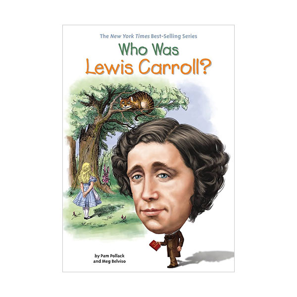 RL 5.8 : Who Was Lewis Carroll? (Paperback)