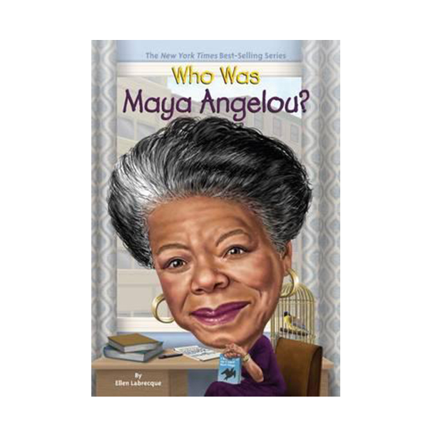 RL 5.8 : Who Was Maya Angelou? (Paperback)