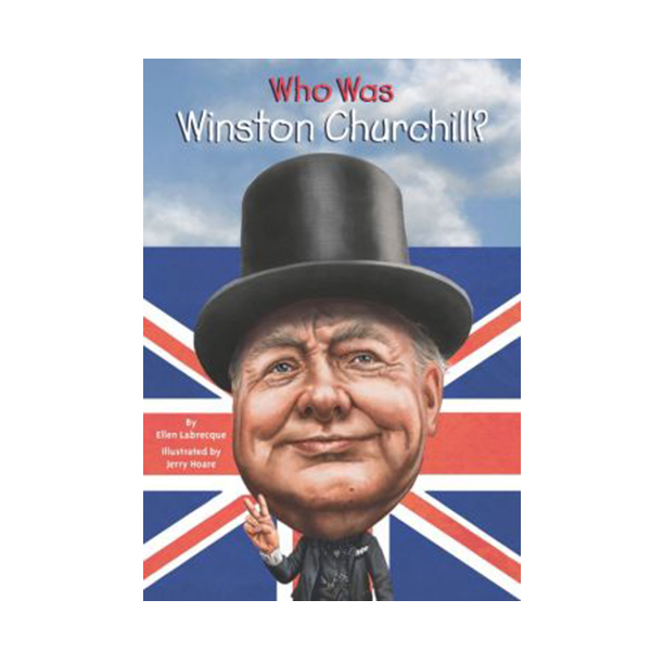 RL 5.8 : Who Was Winston Churchill? (Paperback)
