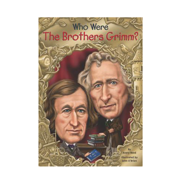 Who Were the Brothers Grimm? (Paperback)