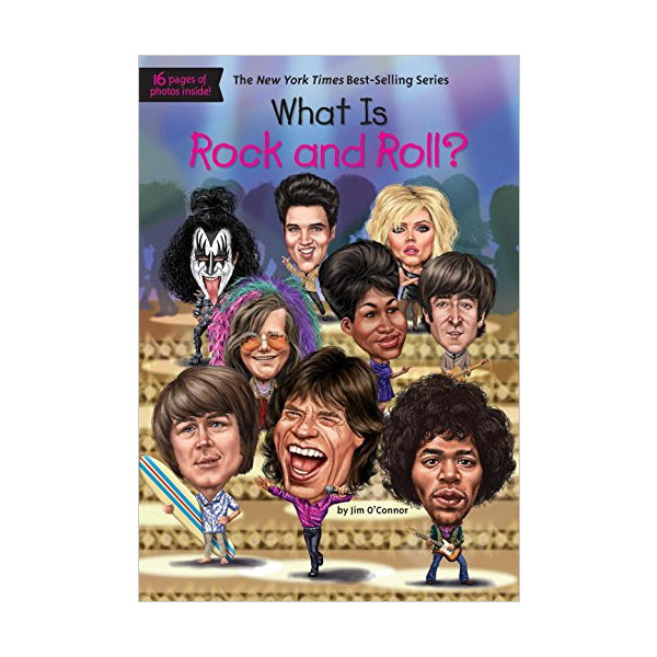 RL 5.9 : What Is Rock and Roll? (Paperback)