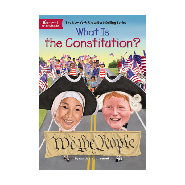 RL 5.9 : What Is the Constitution? (Paperback)