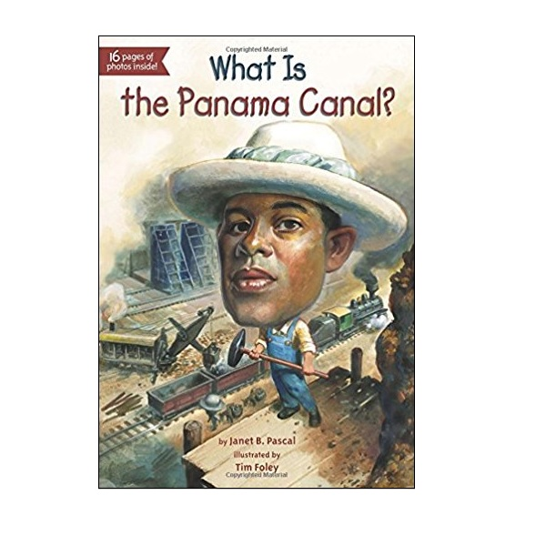 RL 5.9 : What Is the Panama Canal? (Paperback)