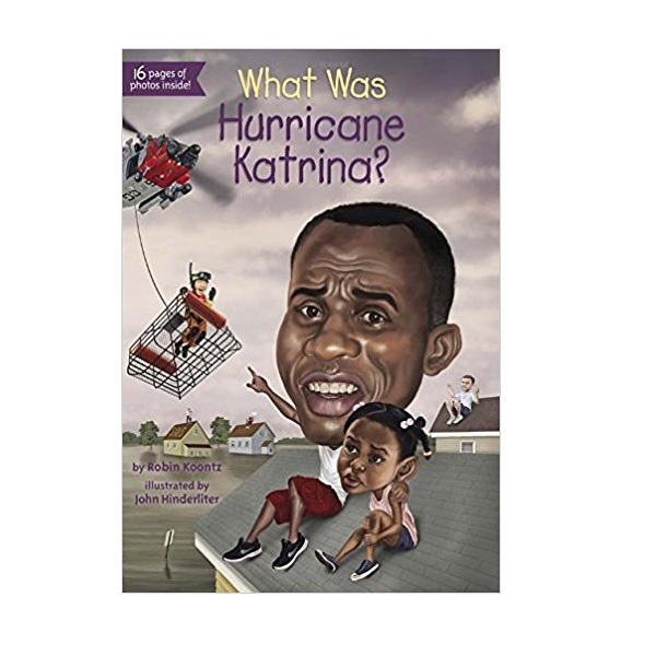 RL 5.9 : What Was Hurricane Katrina? (Paperback)