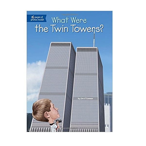 RL 5.9 : What Were the Twin Towers? (Paperback)