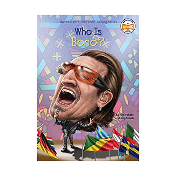 RL 5.9 : Who Is Bono? (Paperback)